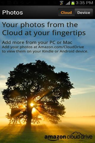 Amazon Cloud Drive Photos截图3