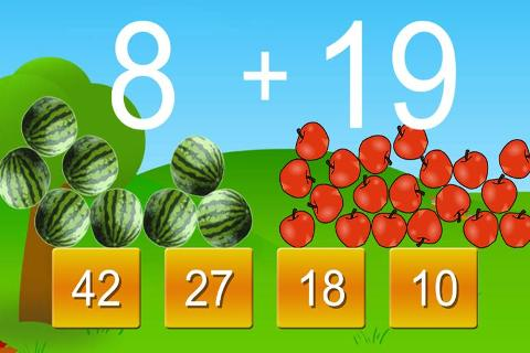 First Grade Learning Games截图2