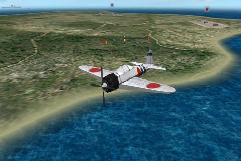 太平洋空战截图2