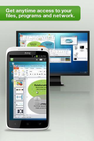 GoToMyPC (Remote Desktop)截图2