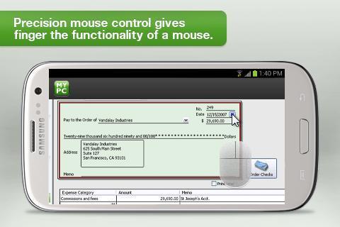 GoToMyPC (Remote Desktop)截图4