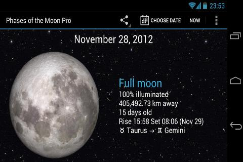 Phases of the Moon Free截图2