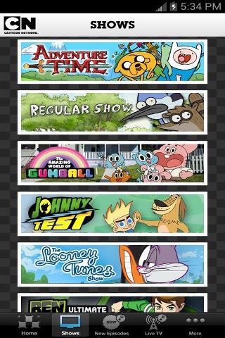 Cartoon Network Video截图3