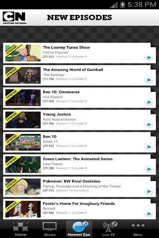 Cartoon Network Video截图4