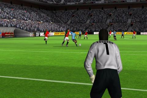 Real Soccer 2012截图0