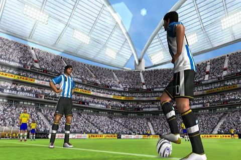 Real Soccer 2012截图2