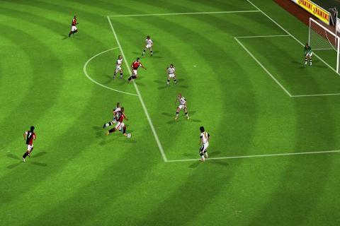 Real Soccer 2012截图3