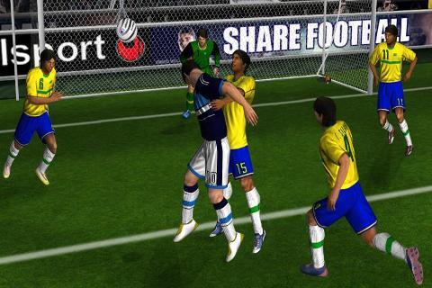 Real Soccer 2012截图4