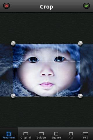 Iris照片效果滤镜截图2