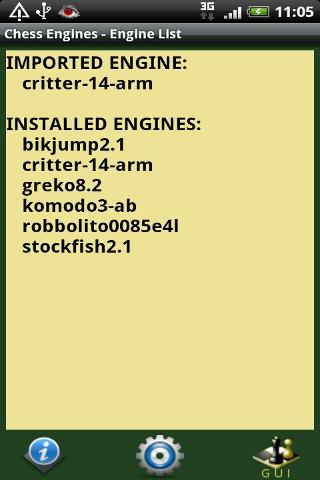 Chess Engines截图0