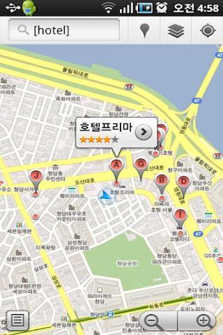 chatahgagi容易找到的地方在地图上的位置显示出来