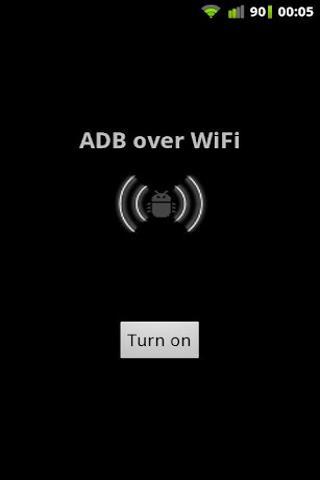 WiFi ADB截图0