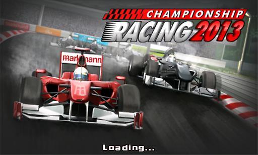 赛车大奖赛2013