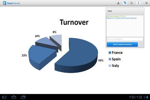 TeamViewer会议版本截图1