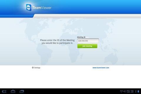 TeamViewer会议版本截图2