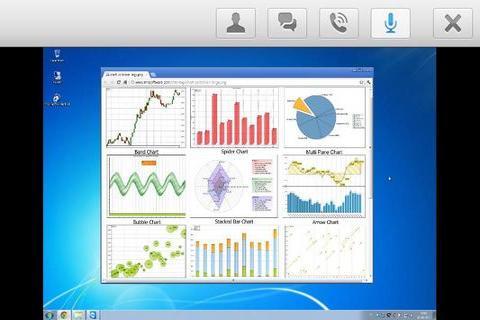 TeamViewer会议版本截图4