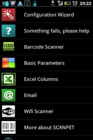 SCANPET= 条码扫描器 + 仓库库存 + 销售跟截图2