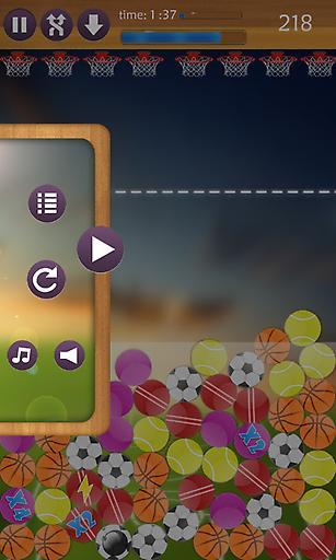 【免費益智App】疯狂重力球-APP點子