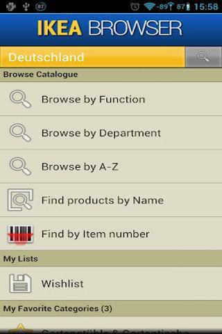 Ikea Browser 宜家浏览器
