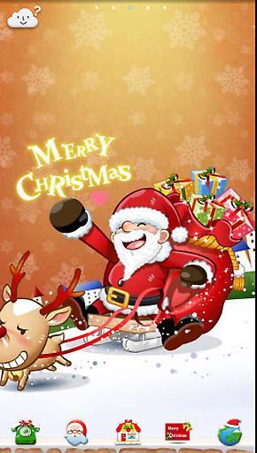 GO主题-圣诞节