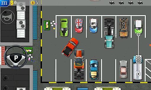 玩免費益智APP|下載疯狂停车场 app不用錢|硬是要APP