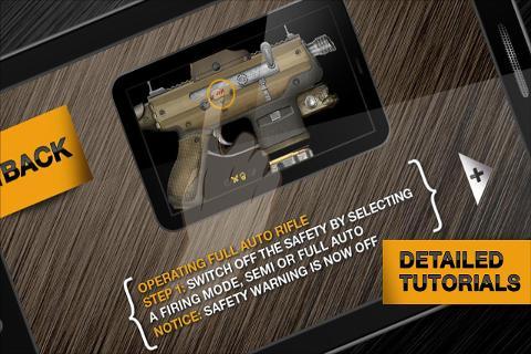 Weaphones: Gun Simulator Free截图0