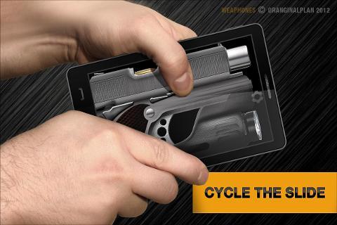 Weaphones: Gun Simulator Free截图2