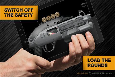 Weaphones: Gun Simulator Free截图3