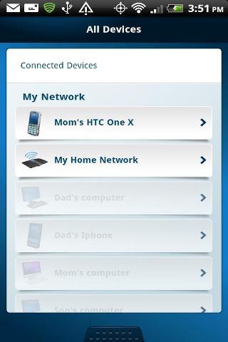 Linksys Smart Wi-Fi截图0