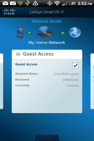 Linksys Smart Wi-Fi截图3