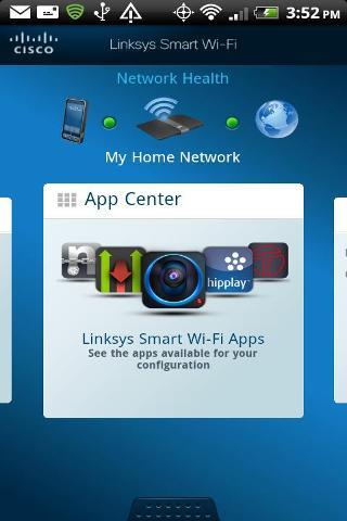 Linksys Smart Wi-Fi截图4