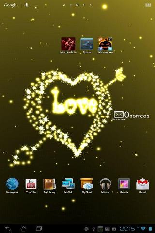 Love Live Wallpaper Lite截图3