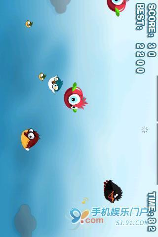 網友一致推薦益智小遊戲《疯狂捕鸟》帶來美好回憶