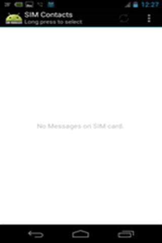 SIM卡管理器 SIM Manager截图1