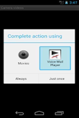 语音邮件播放器 Voice Mail Player