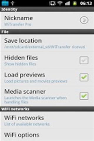 无线文件传输 WiFi File Transfer截图4