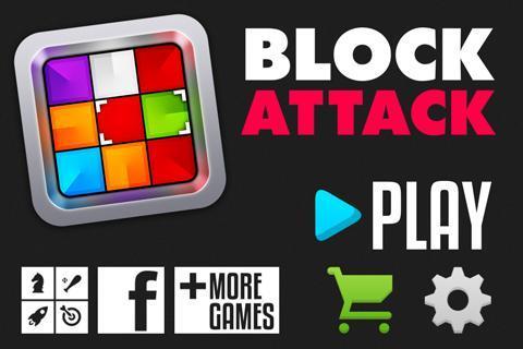 Block Attack Free Puzzle Game截图3