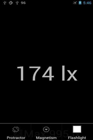 照度計(光度計)截图1