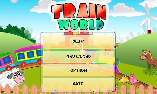 火车世界建造师