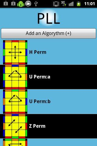 Magic Cube Algo DataBase截图0