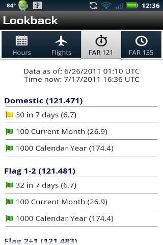 Logbook Pro Pilot Flight Log截图0