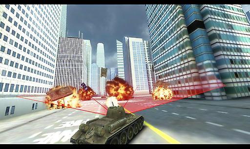 GTA坦克大战纽约截图1