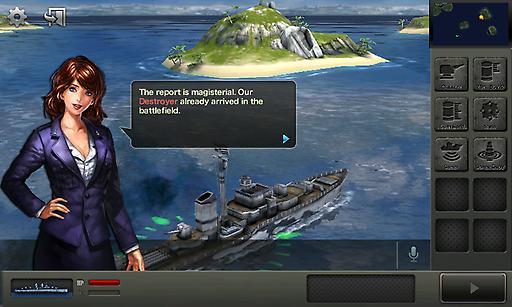 驱逐舰大战狼群1.0.5 -驱逐舰大战狼群 8