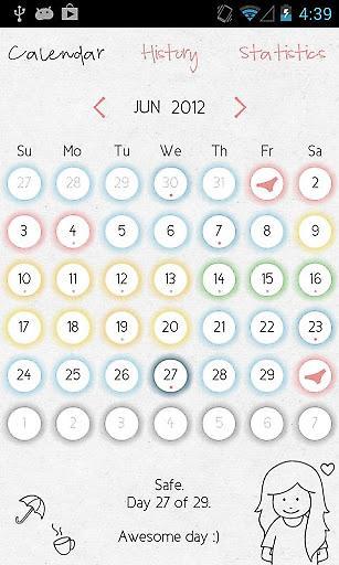 圈圈日历 生活 App-癮科技App