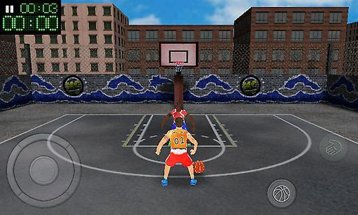 街头篮球:一对一截图2