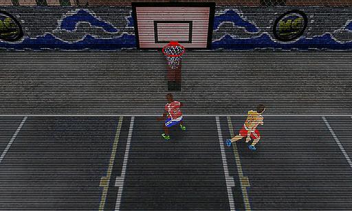 街头篮球:一对一截图3