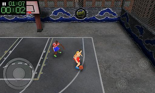 街头篮球:一对一截图4