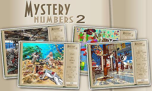 数字之谜2:藏匿之物截图0