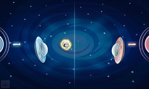 太空双人曲棍球截图4