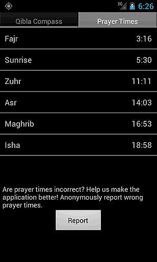 玩免費生活APP|下載Qibla Compass app不用錢|硬是要APP